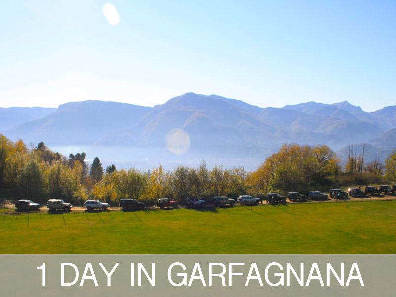 1 day 4x4 Tour in Garfagnana