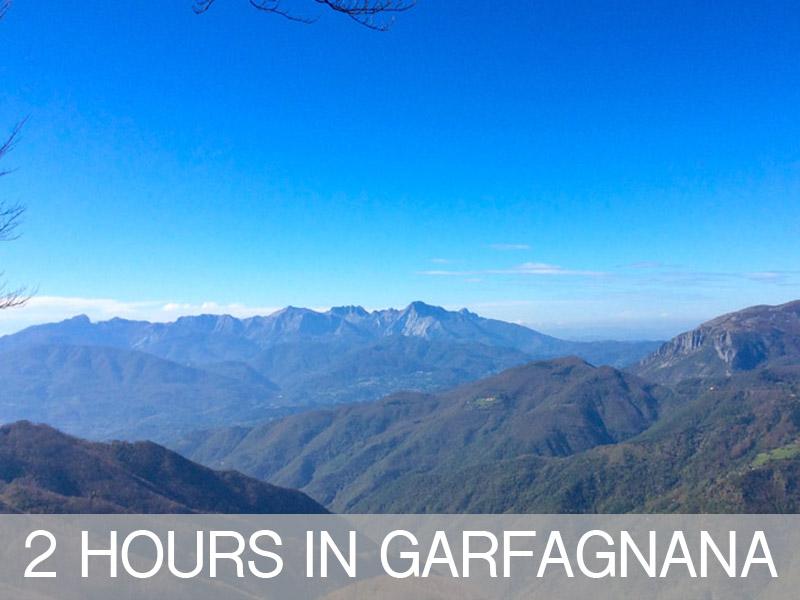 2 hours 4x4 Tour in Garfagnana