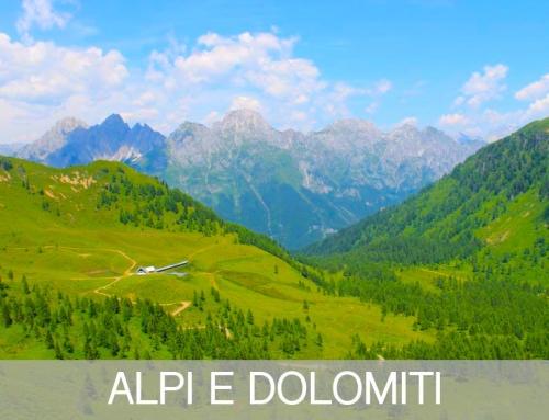 Tour4x4 Alpi e Dolomiti