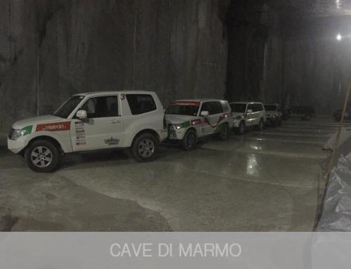 Tour 4×4 alle Cave di Marmo