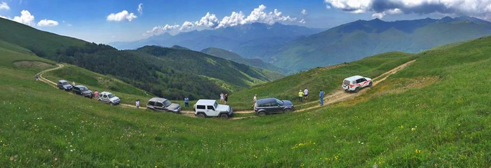 Viaggi Avventura in 4x4 Tour 4x4 drivEvent Adventure