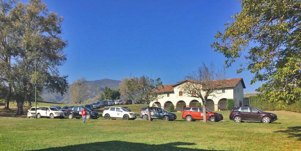 Tour 4x4 Fortezza Mont'Alfonso Garfagnana