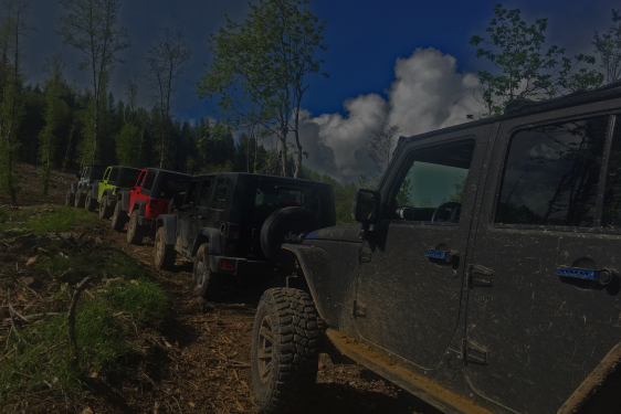 Organizzazione Raduni Eventi 4x4 Jeep