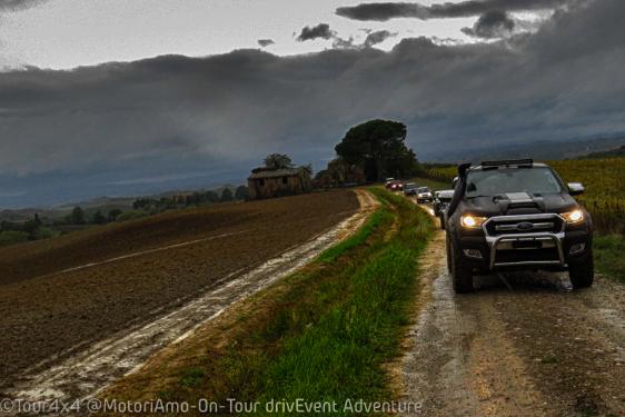Tour 4x4 Lucca Mare 2020 drivEvent Adventure